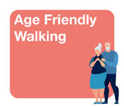 Age freindly walking