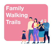 Family walking trails