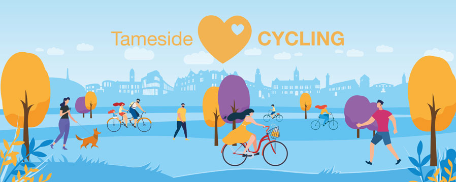 Tameside Loves Cycling