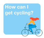 How can I get cycling