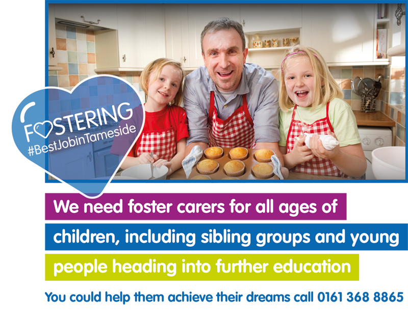 Fostering Banner
