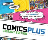Comic Plus Icon