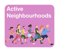 Active Neighbourhoods