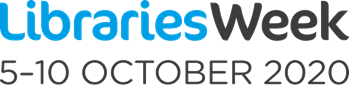 image Libraries week logo
