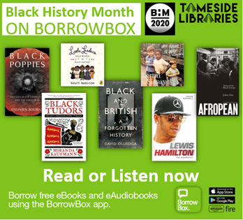 Image BorrowBox for Black History Month