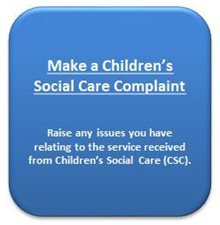 Make a Children's Social Care Complaint