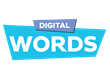 Image Digital words logo