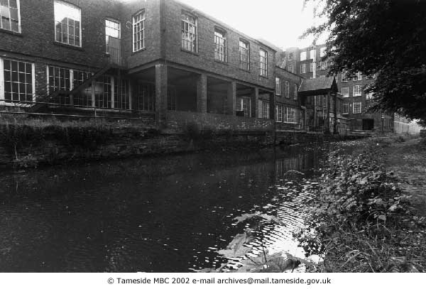 Throstle Bank Mill