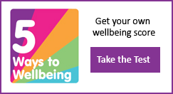 Take the Test - 5 ways to wellbeing