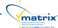 Matrix Accreditation Body Logo