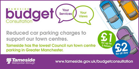 Reduced car parking charges