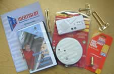 Image of a burglary reduction pack