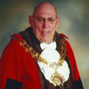 Photograph of Councillor Jack Davis, Civic Mayor of Tameside