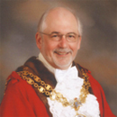 Photograph of Councillor John Sullivan, Civic Mayor of Tameside