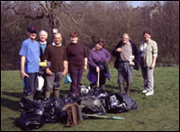 Image of Gower Hey Wood Conservation Group