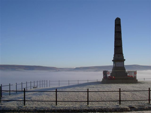 Werneth Low War Memorial