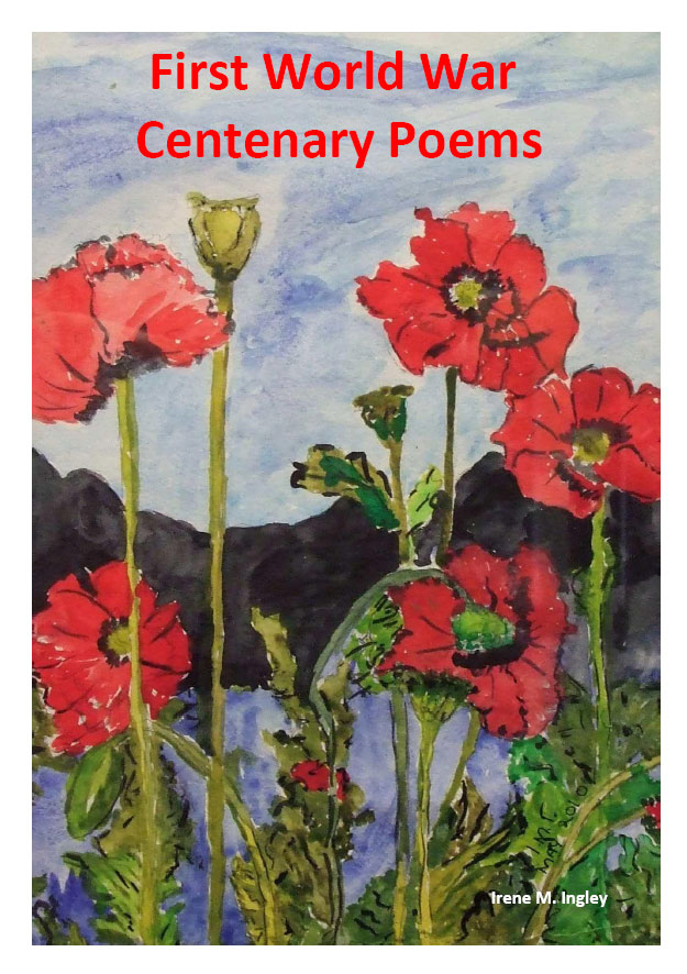 First World War Centenary Poem booklet