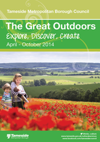 Outdoors leaflet