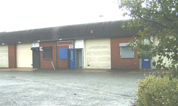 Image of a unit at Charlestown Industrial Estate