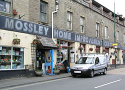 Mossley Home Improvement store Mossley