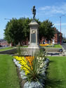 Dukinfield War Memorial, Summer 2007