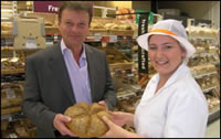 Sainsbury's Tameside in Bloom Loaf 2006