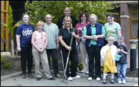 Picture of Volunteers at Willow Wood Hospice