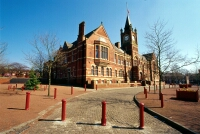 photograph of Dukinfield Town Hall