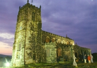 Photograph of St. Michael and All Angels, Mottram-in-Longdendale
