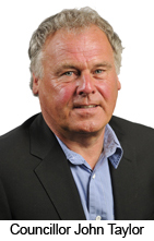 Councillor John Taylor
