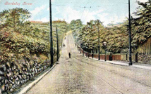 Photograph of Bardsley Brow, Oldham Road c. 1900