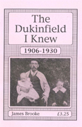 The Dukinfield I Knew - click to buy