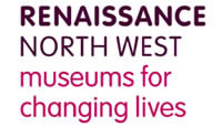 Renaissance North West Museums for Changing lives logo