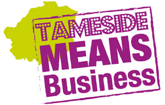 Tameside Means Business Logo
