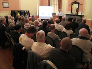'The Ardwick Boys' talk.
