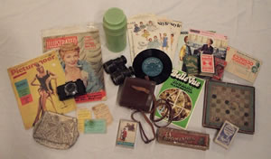 Hobbies and Leisure Time loan box