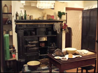 Picture of Kitchen from the Social History Gallery