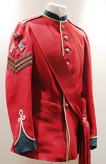 Colour Sergeants Tunic