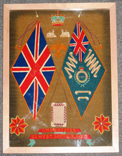 Regimental Embroidery