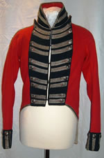 Officer's coat