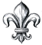 Museum of the manchester regiment object focus fleur de lys the fleur de lys is an old symbol with many meanings it goes back 1000s of years and has been used by many different cultures voltagebd Choice Image
