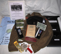 National Service Loan Box