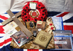 Remembrance loan box