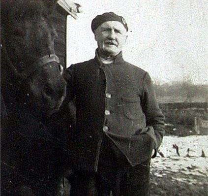 Albert Hutchinson in 1942