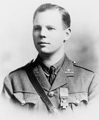 James Leach VC
