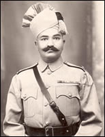 Subedar-Major Sher Bahadur Khan