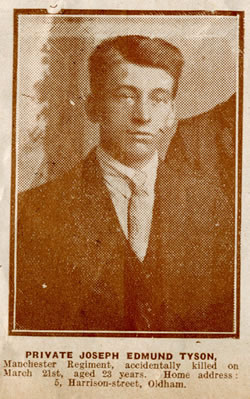 Joseph Edmund Tyson