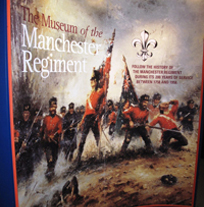 Museum of the Manchester Regiment introductory panel
