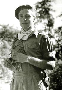Lieutenant-Colonel Rex King-Clark
