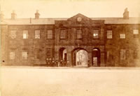 Ladysmith Barracks, 1887